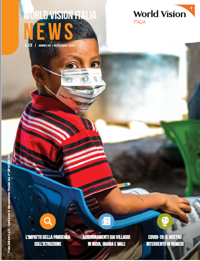 World Vision newsletter dicembre 2020