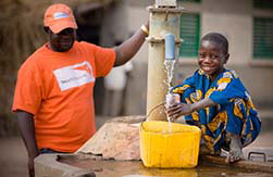 world vision water